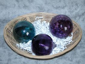 Christmas Ball Basket