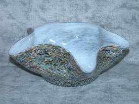granite handkerchief bowl